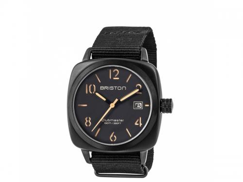 Briston Clubmaster Classic HMS Black Watch