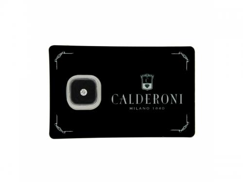 Natural Calderoni Diamond Sealed IF 0.07 F Color