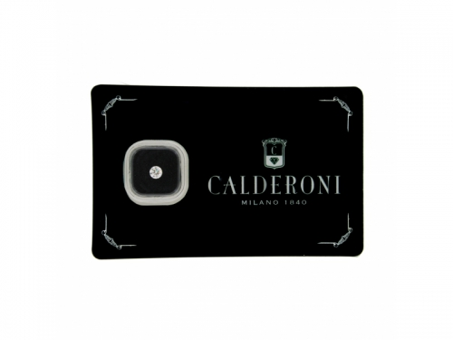 Blister Calderoni Diamond IF 0.05 G Color